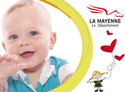 SERVICE PMI CONSEIL DÉPARTEMENTAL DE LA MAYENNE