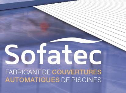 SOFATEC FABRICANT DE COUVERTURES AUTOMATIQUES DE PISCINES
